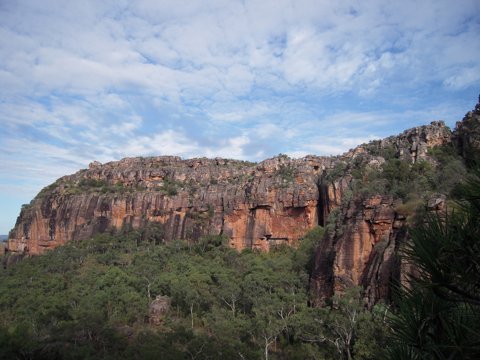 Burrunggui rock erosion